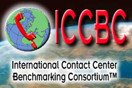 International Contact Center Benchmarking Consortium logo